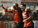 Copa del Rey 2011/12: el Madrid remonta en Málaga y el Mirandés gana al Racing