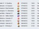 Liga Española 2011/12 1ª División: horarios y retransmisiones de la Jornada 31