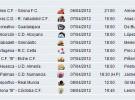 Liga Española 2011/12 2ª División: horarios y retransmisiones de la Jornada 33