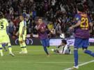 Liga Española 2011/12 1ª División: el Barça golea al Getafe y duerme a 1 punto del Madrid