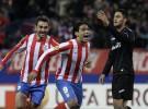 Europa League 2011/12: Sporting y Atlético toman ventaja en las semifinales
