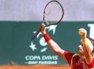 Copa Davis 2012: Almagro y Ferrer dan los primeros puntos para España