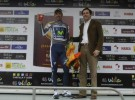 Javi Moreno homenajea a Tondo en la Vuelta a Castilla y León 2012