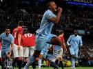 Premier League Jornada 36: el Manchester City gana 1-0 al United y se coloca líder