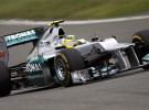 GP de China 2012 de Fórmula 1: triunfo para Rosberg por delante de Button y Hamilton, Alonso 9º