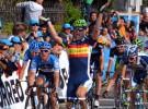 José Joaquín Rojas y Daryl Impey ganan las primeras etapas de la Vuelta al País Vasco