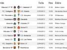 Liga Española 2011/12 2ª División: horarios y retransmisiones de la Jornada 35
