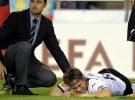 Sergio Canales se rompe otra vez y volverá a estar un largo tiempo de baja