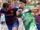 Barcelona Alusport y ElPozo Murcia lucharán en la final de la Copa del Rey