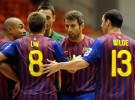 Final Four Fútbol Sala: previa, horario y retrasmisiones