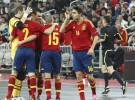 España consigue su billete para el Mundial de 2012