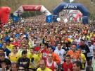 Kipserem vence la media maratón de Madrid