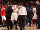 Derrick Rose sin Playoffs ni Juegos Olímpicos por lesión