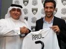Raúl jugará las dos próximas temporadas en el Al Sadd de Doha