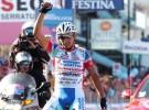 Giro de Italia 2012: victoria para el colombiano Rubiano, liderato para Malori