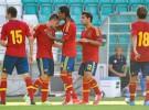 Europeo sub 19: España termina la primera fase como líder y jugará semifinales ante Francia