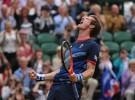 Juegos Olímpicos Londres 2012: Murray priva a Federer del oro, Del Potro gana el bronce a Djokovic