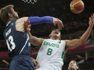 Juegos Olímpicos Londres 2012: horarios de las semifinales de baloncesto España-Rusia y Estados Unidos-Argentina