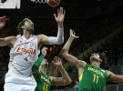 Juegos Olímpicos Londres 2012: España pierde ante Brasil tras un lamentable último cuarto