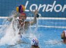 Juegos Olímpicos Londres 2012: Montenegro – España, cuartos de final en waterpolo masculino