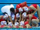 Juegos Olímpicos Londres 2012: el waterpolo femenino peleará por las medallas, el masculino ya está en cuartos