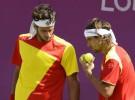 Juegos Olímpicos Londres 2012: Ferrer y Feliciano López caen ante Tsonga-Llodrá y pelearán por el bronce