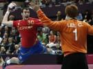 Juegos Olímpicos Londres 2012: victoria en balonmano ante Corea del Sur