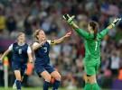 Juegos Olímpicos Londres 2012: Estados Unidos se lleva el oro en fútbol femenino