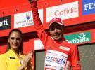 Vuelta a España 2012: Simon Clarke gana la etapa y Purito Rodríguez toma el liderato