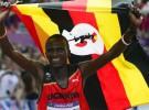 Juegos Olímpicos Londres 2012: el ugandés Stephen Kiprotich gana la maratón