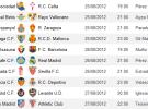 Liga Española 2012/13 1ª División: retransmisiones y horarios de la Jornada 2