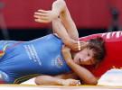 Juegos Olímpicos Londres 2012: Maider Unda da a España un bronce en lucha