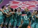 Juegos Olímpicos Londres 2012: México oro en fútbol ganando a Brasil en la final