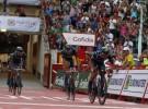 Vuelta a España 2012: Jonathan Castroviejo, el primer líder tras la victoria del Movistar en la CRE
