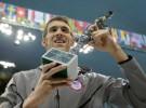Juegos Olímpicos Londres 2012: Michael Phelps se despide como el deportista con más medallas de la historia