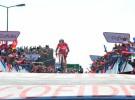 Vuelta a España 2012: Purito Rodríguez corona el Mirador de Ézaro