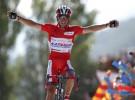 Vuelta a España 2012: Purito Rodríguez gana una etapa a su medida y aumenta diferencias