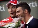 Vuelta a España 2012: Joaquim Rodríguez salva el liderato por sólo un segundo