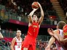 Juegos Olímpicos Londres 2012: España cae ante Rusia y se complica la vida en baloncesto