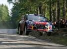 Rally de Finlandia: Sebastien Loeb lidera la prueba tras la primera jornada