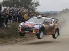 Rally de Finlandia: Sebastian Loeb domina el shakedown y el tramo de clasificación