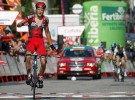 Vuelta a España 2012: Stephen Cummings gana la etapa con final en Ferrol