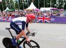 Juegos Olímpicos Londres 2012: Wiggins consigue el oro en la prueba contrarreloj