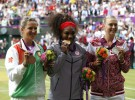 Juegos Olímpicos Londres 2012: Serena Williams gana a Sharapova consigue el oro en tenis femenino