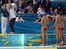 Juegos Olímpicos Londres 2012: en waterpolo los chicos pierden con polémica y las chicas empatan ante EEUU