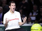 Masters de París 2012: David Ferrer y Jerzy Janowicz jugarán la gran final