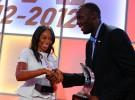 Usain Bolt y Allyson Felix son nombrados 'Mejores Atletas del Año'