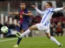 Copa del Rey 2012-2013: el Málaga toma ventaja