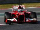 Pretemporada Fórmula 1 2013: Rosberg domina la primera jornada en Barcelona, Alonso 3º