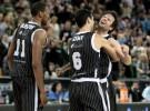 Eurocup: El Uxue Bilbao y Valencia Basket pasan a semifinales